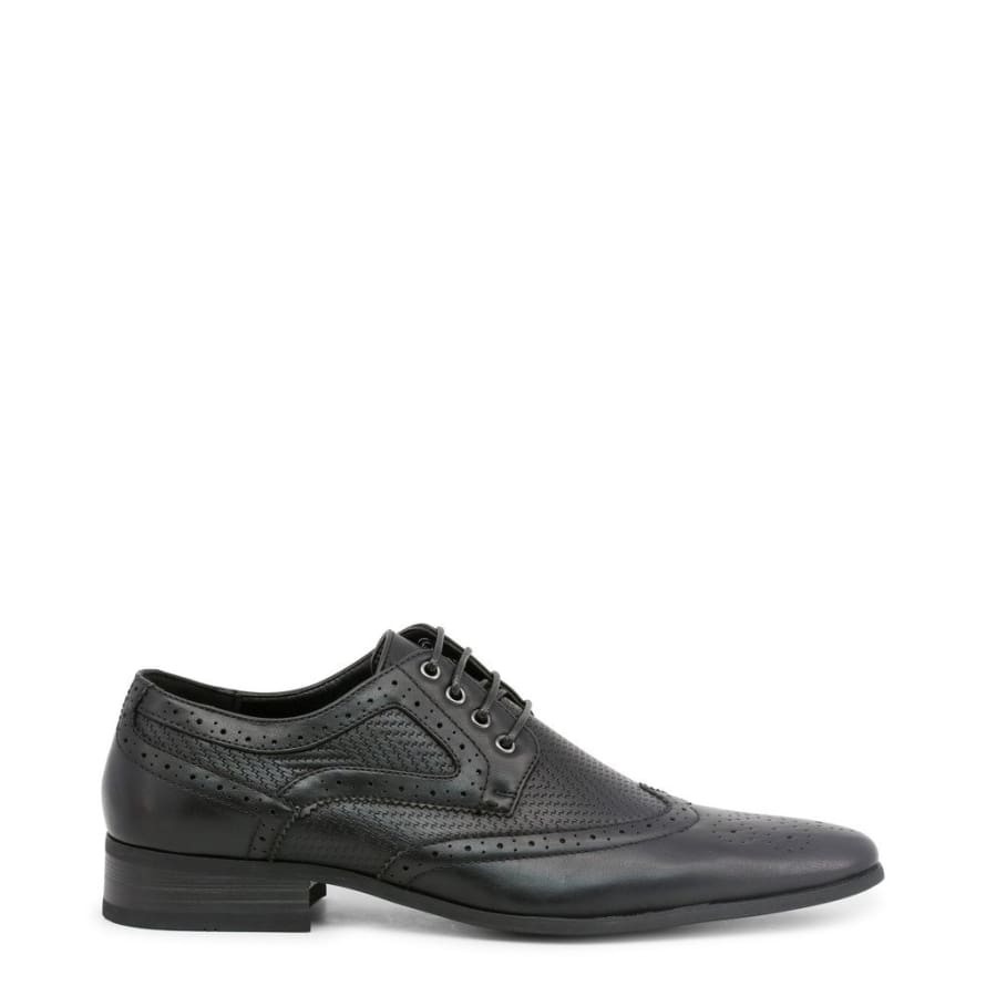 Duca di Morrone - SCOTT - black / 40 - Shoes Lace up