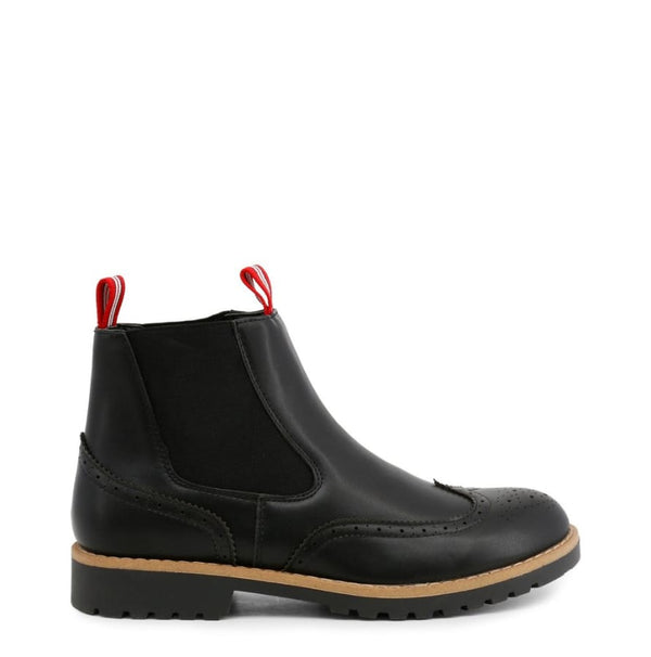 Duca di Morrone - WILFRED - black / 40 - Shoes Ankle boots
