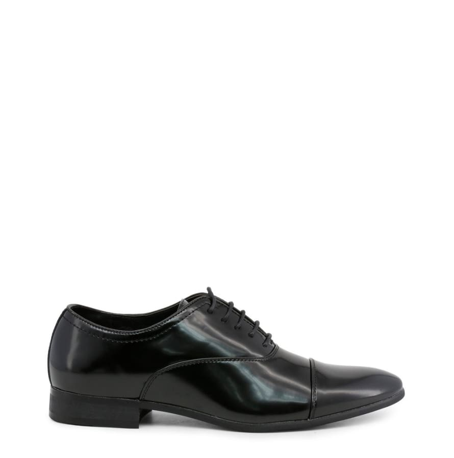 Duca di Morrone - WILLIAM - black / 40 - Shoes Lace up