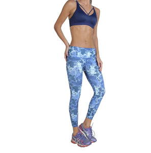 Elle Sport - ES3445 - blue / XS - Clothing Tracksuit pants
