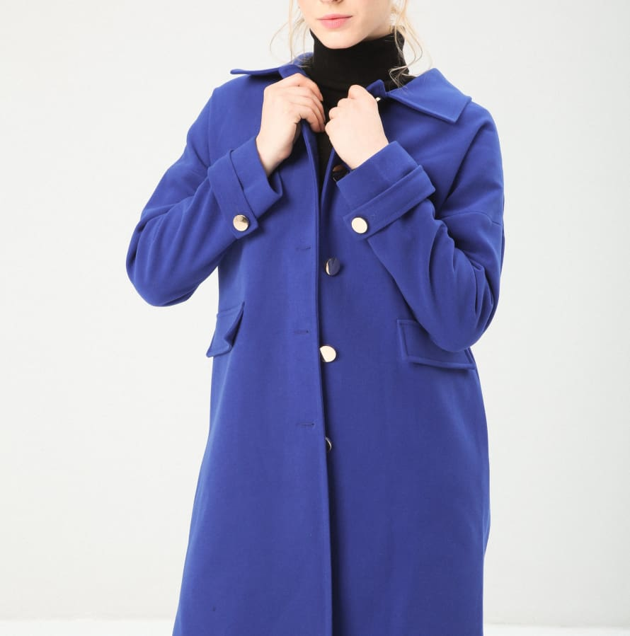 Fontana 2.0 - 7VWW03V2016 - blue / 40 - Clothing Coats