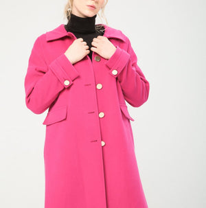 Fontana 2.0 - 7VWW03V2016 - pink / 40 - Clothing Coats