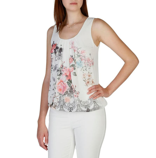 Fontana 2.0 - AMATA - white / M - Clothing Tops