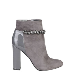 Fontana 2.0 - BIJOUX - grey / 39 - Shoes Ankle boots
