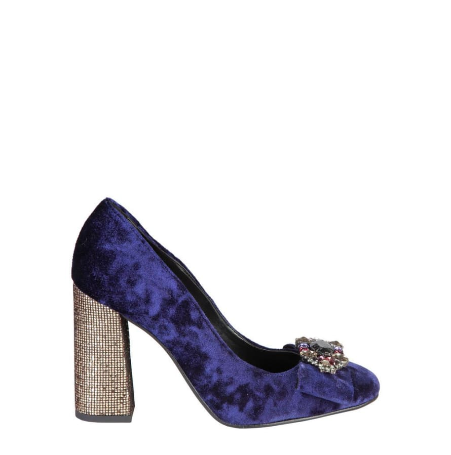 Fontana 2.0 - CHRIS - blue / 37 - Shoes Pumps & Heels