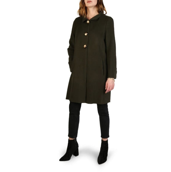 Fontana 2.0 - CLAIRE - green / 40 - Clothing Coats