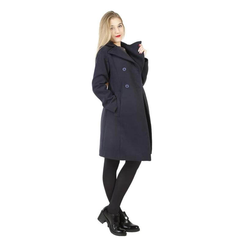 Fontana 2.0 - LARA - blue-1 / 40 - Clothing Coats
