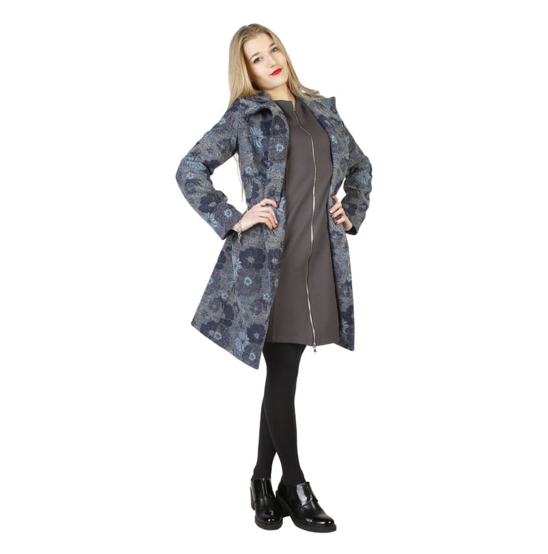 Fontana 2.0 - LARA - blue / 40 - Clothing Coats