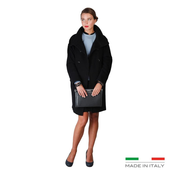 Fontana 2.0 - Margot - black / 40 - Clothing Coats