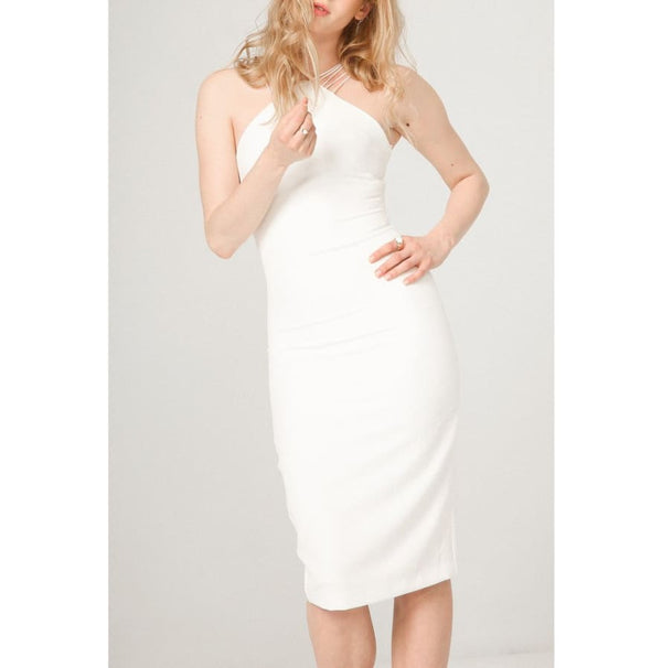 Fontana 2.0 - SELENE - white / S - Clothing Dresses