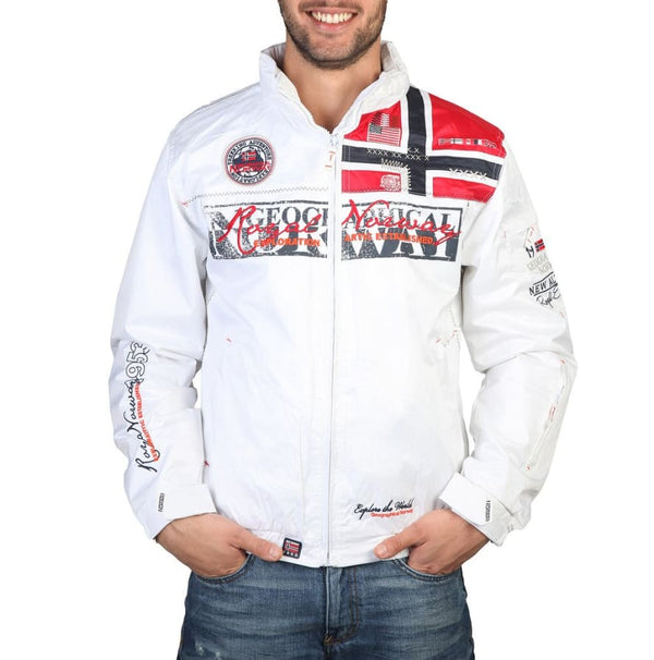 Geographical Norway - Ayer - white / M - Clothing Jackets