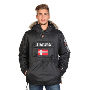 Geographical Norway - Building_man - black / XXL - Clothing Jackets