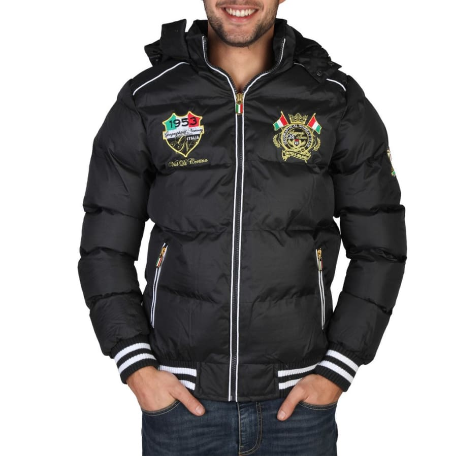 Geographical Norway - Burger - black / L - Clothing Jackets
