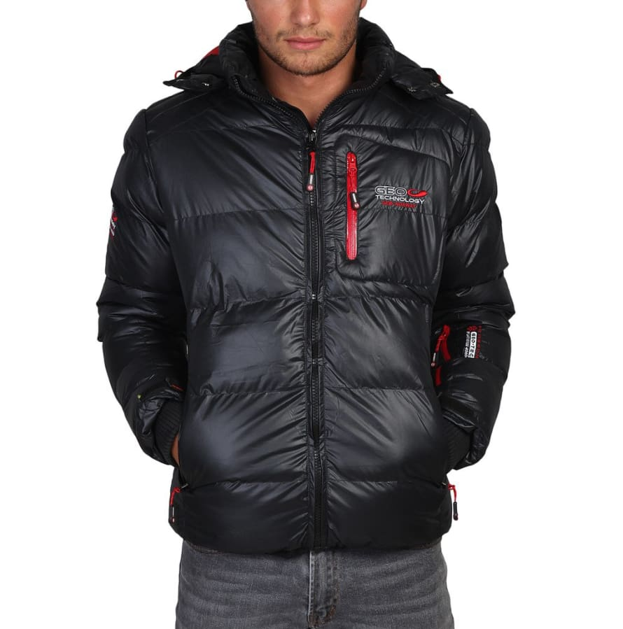 Geographical Norway - Deep - black / M - Clothing Jackets