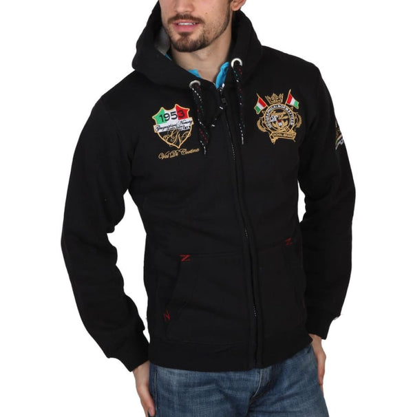 Geographical Norway - Gruger - black / S - Clothing Sweatshirts