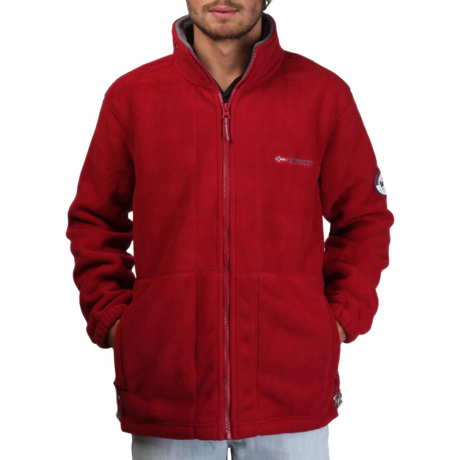 Geographical Norway - Korleon_man - red / S - clothing Felpa