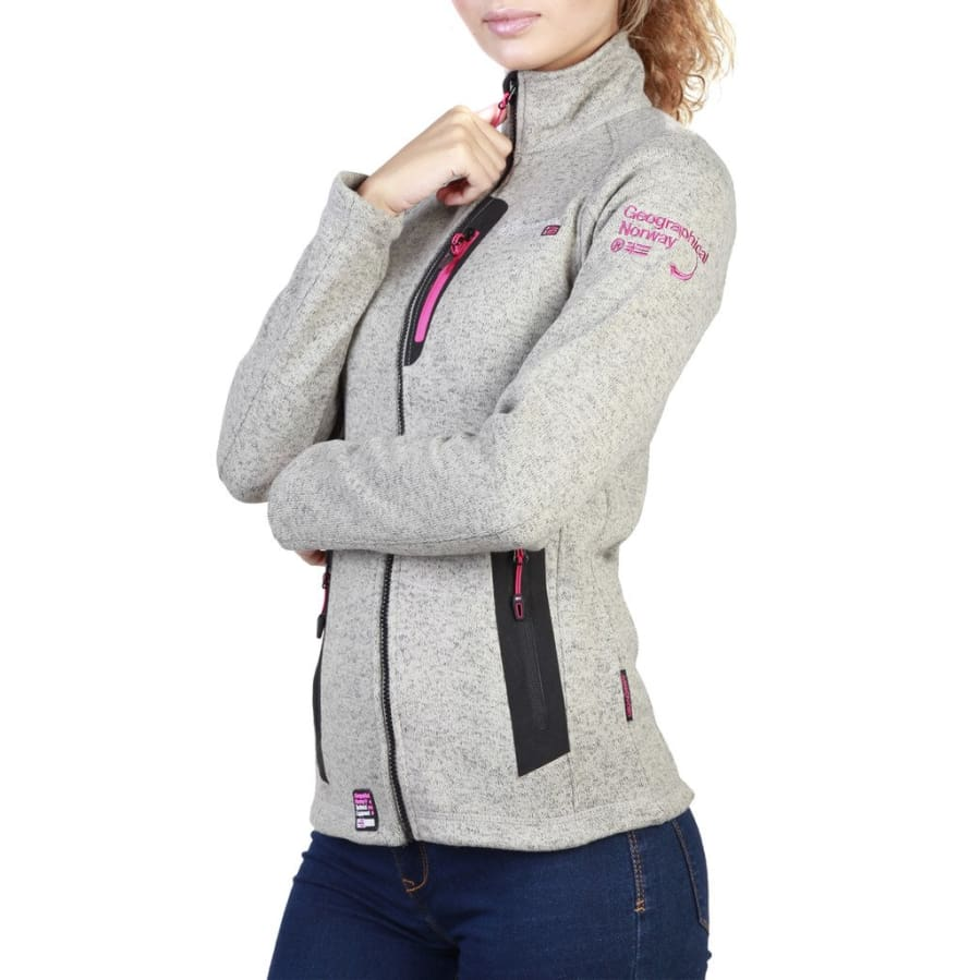 Geographical Norway - Tazzera_woman - grey / 2 - Clothing Sweatshirts