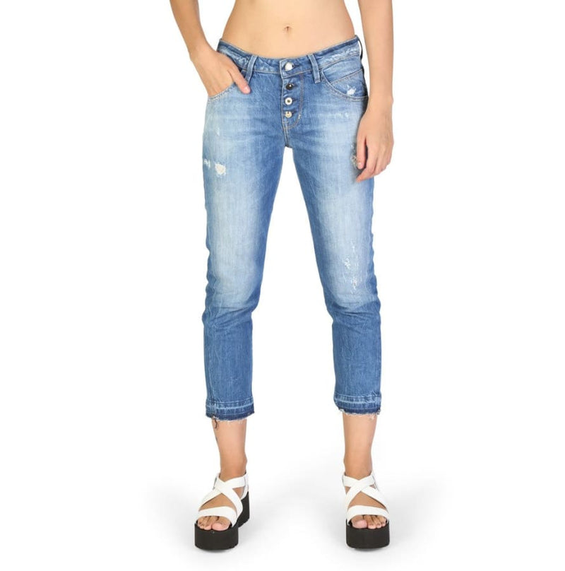 Guess - W74A05D1H4P - blue / 24 - Clothing Jeans