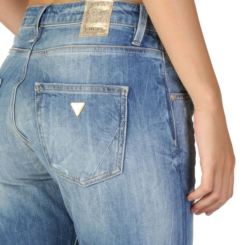 Guess - W74A05D1H4P - Clothing Jeans