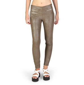 Guess - W74B05W9540 - brown / S - Clothing Trousers