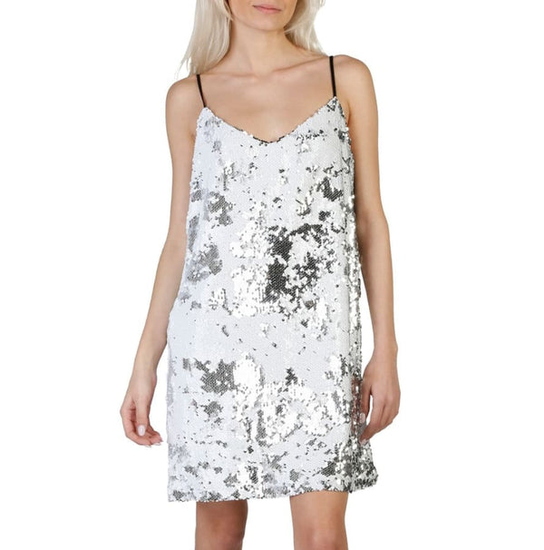 Imperial - AWF0VVW - white / XS - Clothing Dresses