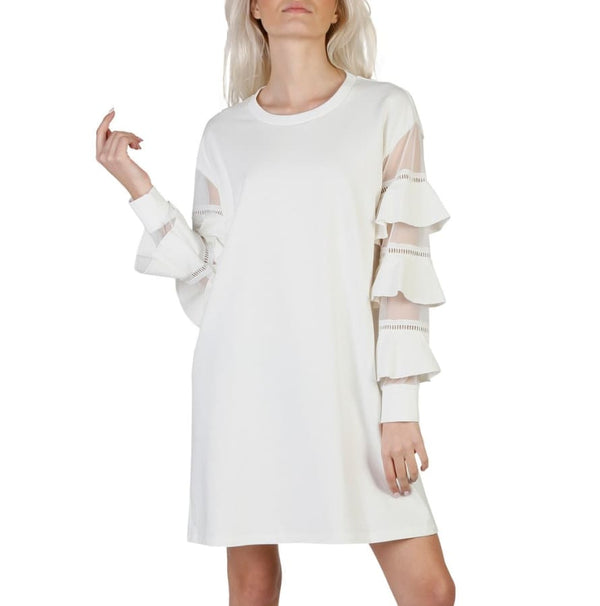 Imperial - AWV1VAI - white / XS - Clothing Dresses