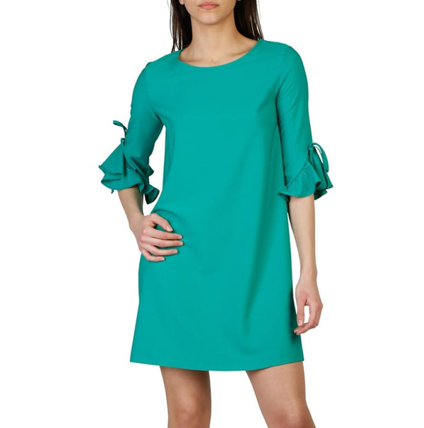 Imperial - AWW3VMO - green / XS - Clothing Dresses