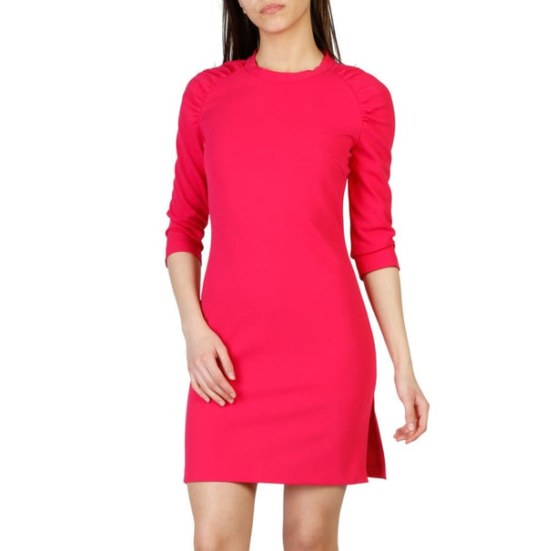 Imperial - AWY1VIN - pink / S - Clothing Dresses