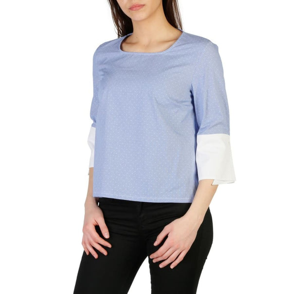 Imperial - CGQ3VJE - blue / XS - Clothing Shirts