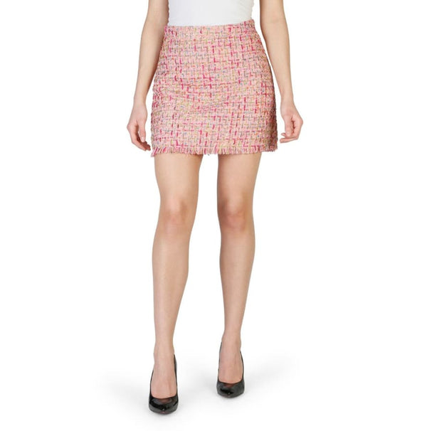Imperial - GDS9VWM - pink / XS - Clothing Skirts