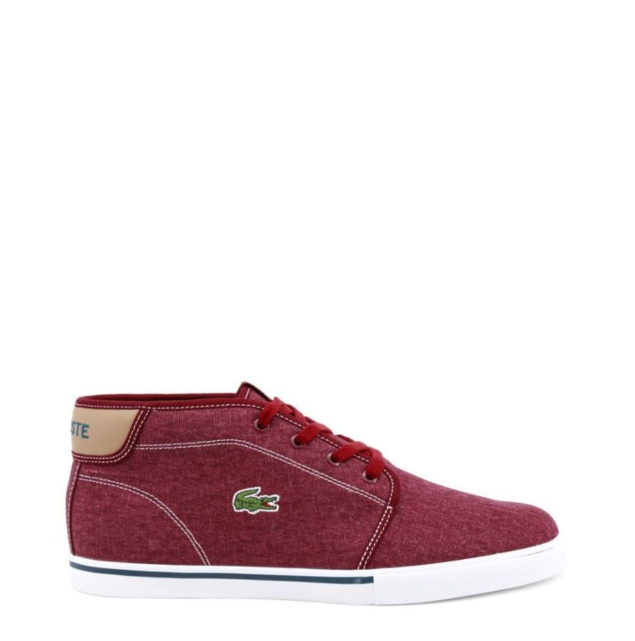 Lacoste - 735CAM0001_AMPTHILL - red / 46 - Shoes Sneakers