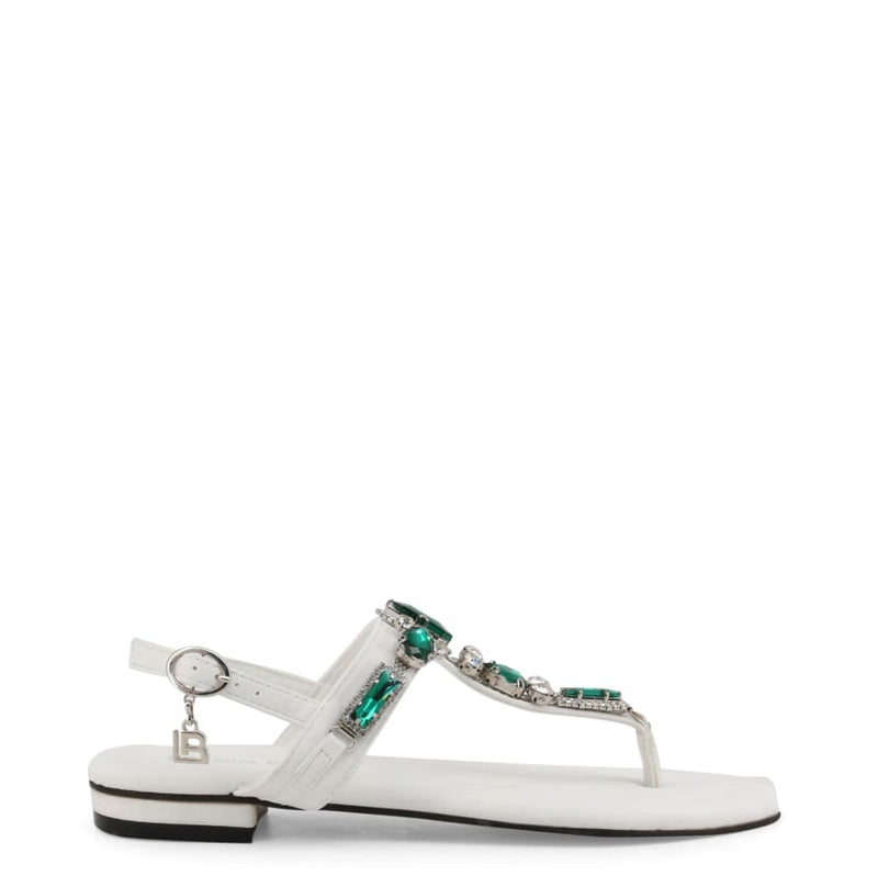 Laura Biagiotti - 5567 - white / 36 - Shoes Sandals