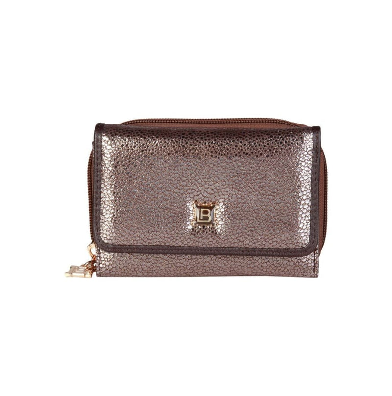 Laura Biagiotti - LB17W500-34 - brown / NOSIZE - Accessories Wallets