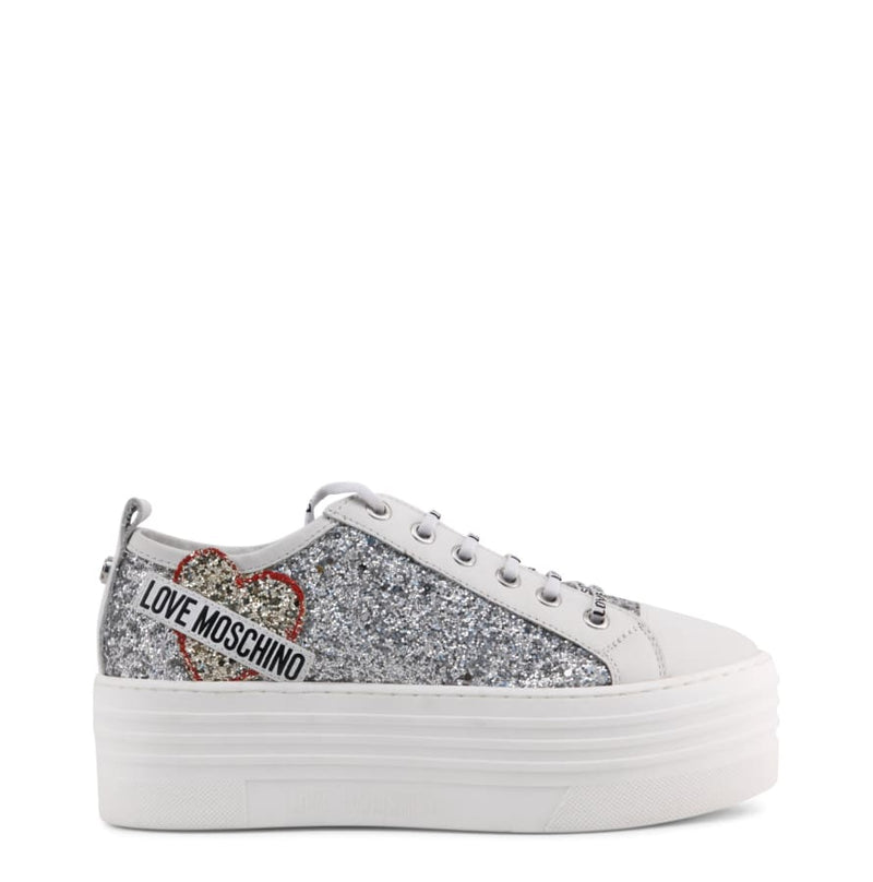 Love Moschino - JA15056G16IGX - white / 39 - Shoes Sneakers