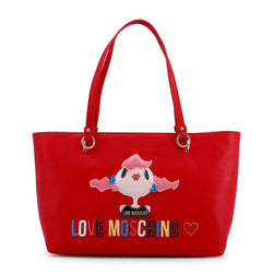 Love Moschino - JC4087PP15LK - red / NOSIZE - Bags Shopping bags