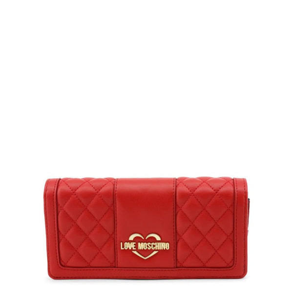 Love Moschino - JC5575PP06KA - red / NOSIZE - Accessories Wallets