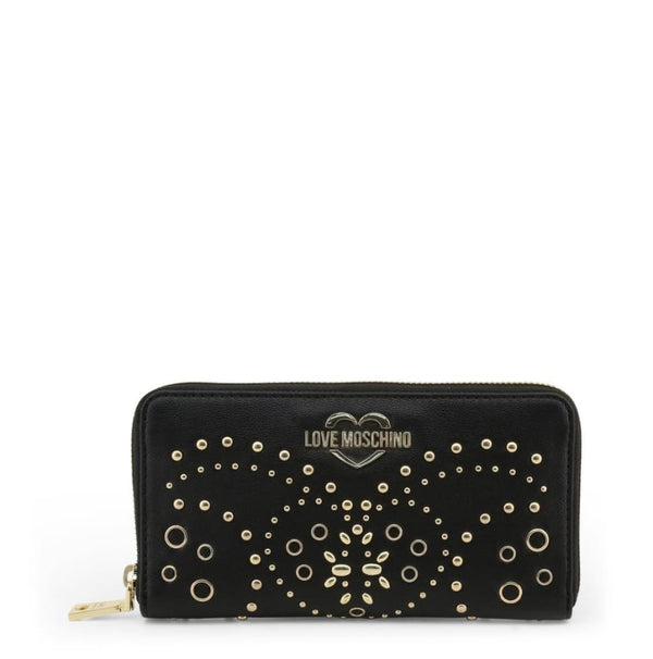 Love Moschino - JC5606PP17LR - black / NOSIZE - Accessories Wallets