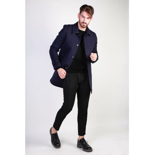 Made in Italia - ADOLFO - blue / 50 - Clothing Coats