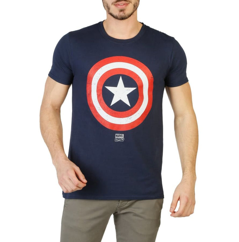 Marvel - RFMTS897 - blue / S - Clothing T-shirts