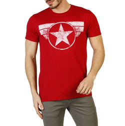 Marvel - RFMTS956 - red / S - Clothing T-shirts
