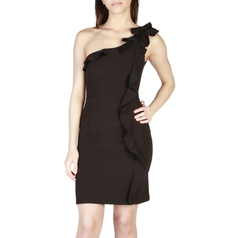 Miss Miss - 39586 - black / XS - Clothing Dresses