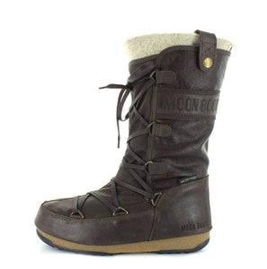 Moon Boot - 24004000 - brown / 36 - Shoes Boots