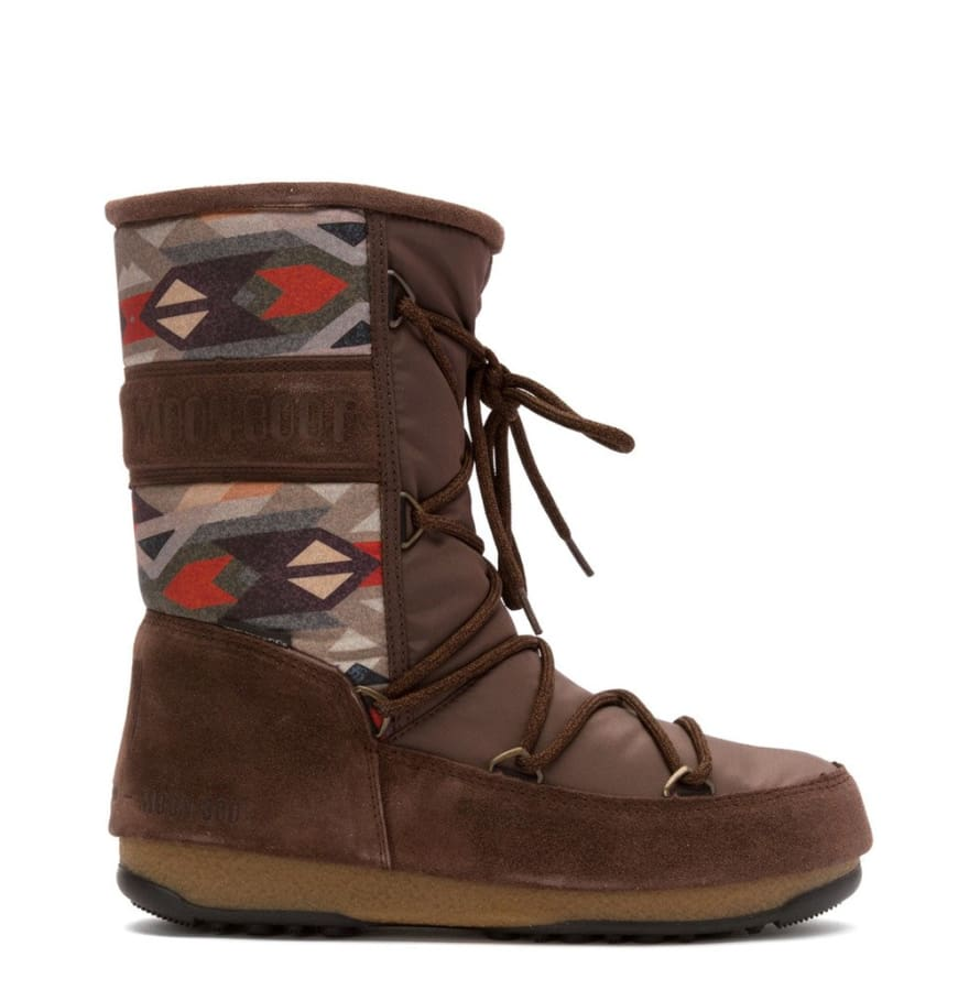 Moon Boot - 24004100 - brown / 36 - Shoes Boots