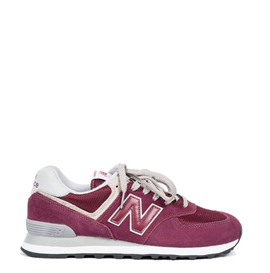 New Balance - ML574 - red / 40 - Shoes Sneakers