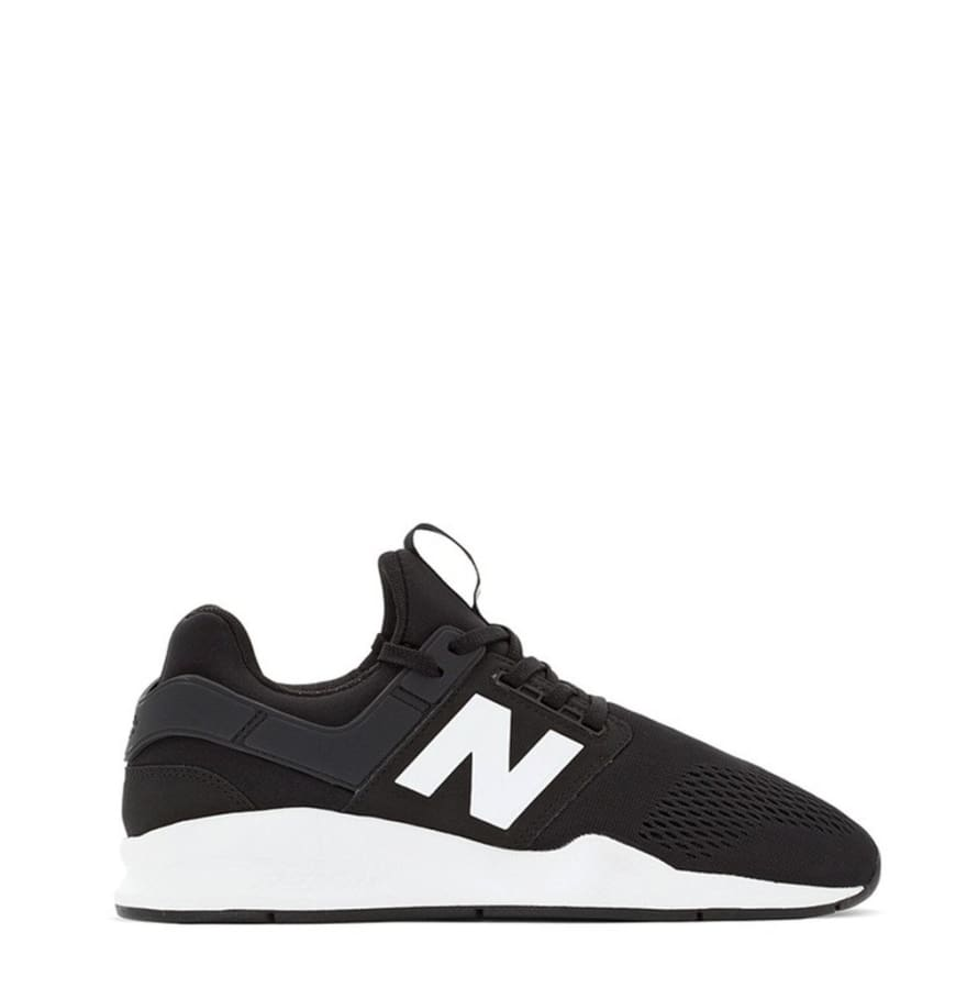 New Balance - MS247 - black / 40.5 - Shoes Sneakers