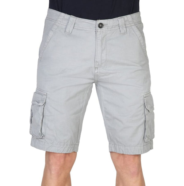 Oxford University - BERMUDA-71201 - grey / 46 - Clothing Short