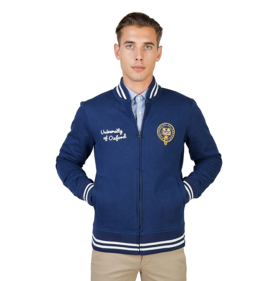 Oxford University - OXFORD-FLEECE-TEDDY - Clothing Sweatshirts