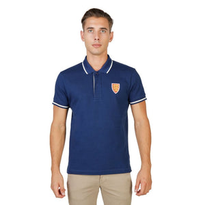 Oxford University - ORIEL-POLO-MM - blue / M - Clothing Polo