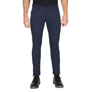 Oxford University - OXFORD_PANT-REGULAR - blue / 30 - Clothing Trousers