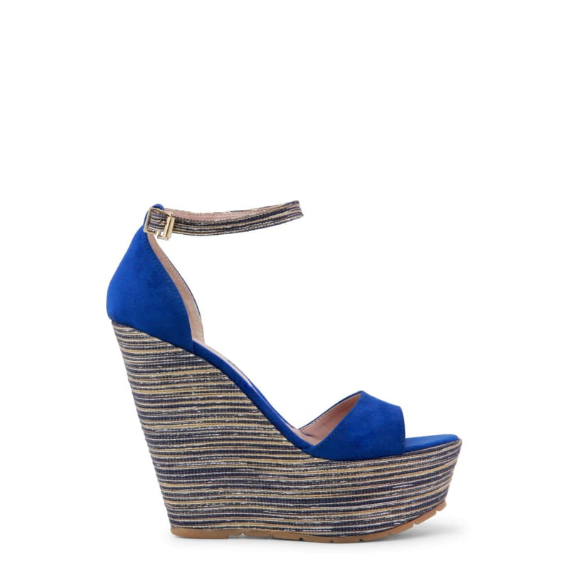 Paris Hilton - 3582 - blue / 36 - Shoes Wedges